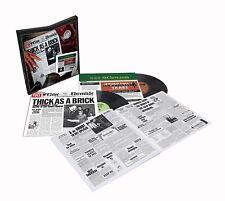 Jethro Tull - Thick As a Brick(180g LTD. Vinyl 2LP+80pg. book),2012 Capitol