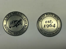 Lake Mead National Recreation Area Token with Tortoise