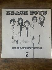 New listing Beach Boys Greatest Hits Capitol EMI LP ST 21628 UK  1976