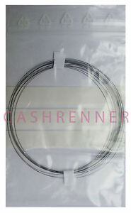 3m Molybdenum Wire Draht Glastrenner Glasentfernung Schneidedraht Separation LCD