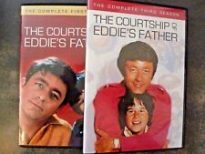 COURTSHIP OF EDDIE'S FATHER, SEASONS 1 & 3,  DVD SETS FROM PRIVATE COLLECTION