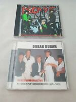 Duran Duran Albums Decade And The Essential Collection