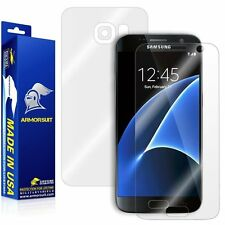 ArmorSuit MilitaryShield - Samsung Galaxy S7 Screen + Full Body Skin Protector