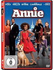 Annie - Remake 2014 DVD Jamie Foxx Cameron Diaz