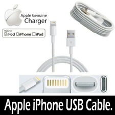 Genuine Apple Lightning USB Charger Lead Cable For iPhone 8 7 6 5S iPad 4 Air