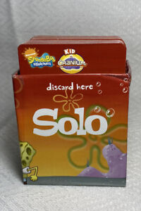 Kid Cranium Spongebob Edition Replacement Parts Pieces 150 Solo Cards Full Set