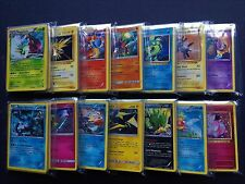 25 Pokemon TCG Card Lot - Guar. Rare, Reverse, Holo & New Code cards - Mint NM