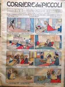 2 Riviste Corriere dei Piccoli 35 del 1941 - Domenica del Corriere 49 del 1912
