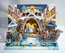 Kubasta, Vojtech - Betlém - Rare Nativity Scene  (# 5454)