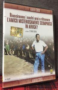 Riusciranno i Nostri Eroi a Ritrovare l'Amico DVD Nuovo A. Sordi E Scola