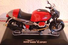 Moto Guzzi V 11 Sport Rosso Mandello  1:24 Starline