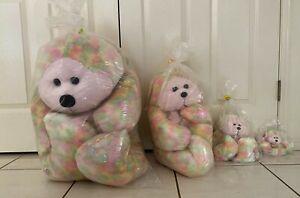 Beanie Kid 'Lollipop the Bear' family -standard,Cuddly, great big,giant big
