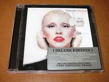 CHRISTINA AGUILERA - BIONIC CD ALBUM DELUXE EDITION 23 TRACKS ( HOLOGRAM COVER )