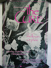 The Cure, Shelleyan Orphan | Oakland Coliseum | 1989 Concert Poster BGP#33 *