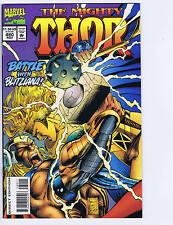Thor #480 Marvel 1994
