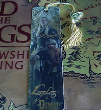 Legolas & Gimli Lord of the Rings bookmark set of 2