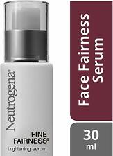 Neutrogena Fine Fairness Brightening Serum 30 ml Free Shipment