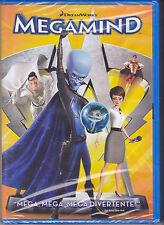 Dvd DreamWorks **MEGAMIND** Nuovo Sigillato 2010
