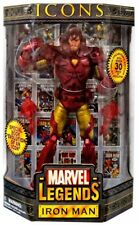 Marvel Legends Icons Iron Man Action Figure [Gold Variant]