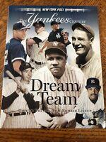 NEW YORK POST--THE YANKEES CENTURY PART 10: DREAM TEAM