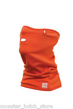 NEW WITH TAGS Airhole Unisex AT2 AIRTUBE ERGO POLAR FACEMASK MANDARIN HUNTING
