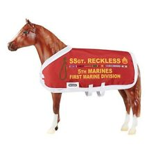 Breyer Sergeant Reckless - Decorated Korean War Horse - Re-release