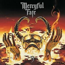 Mercyful Fate - 9 [New Vinyl] Colored Vinyl, Red