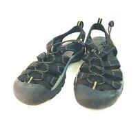 Keen Venice H2 Black Waterproof Sport Sandals Shoes Hiking Beach Size 10.5