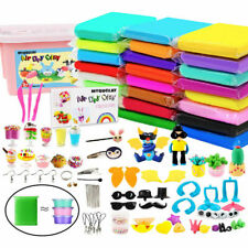 MYQUCLAY Air Dry Clay Kit Large Weight Magic Modeling Clay  for Kids DIY Crafts