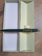 Rolex green Ballpoint pen with Original box Novelty Official NEW