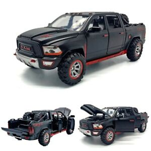 Dodge Ram TRX Pickup SUV 1:32 Scale Diecast Alloy Metal Model 4x4 Car Kids Toy