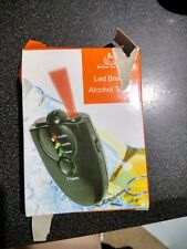 New-Keychain Led Breath Alcohol Tester Breathalyzers