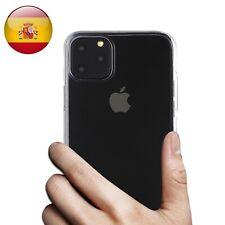 FUNDA 100% GEL SILICONA TRANSPARENTE PARA Apple Iphone XI XI MAX XI MAX PRO
