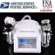 8 in1 40K Cavitation Vacuum Multipolar Tripolar RF Hot&Cold Hammmer Slimming USA