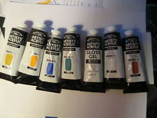 Artists Paints Winsor Newton acrylic #6