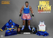Storm Toys 1/6 Mike Tyson Boxer Olympic Edition MISB