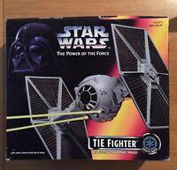 1995 Star Wars Tie Fighter POTF Factory Sealed MISB (B108)