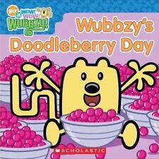 Wow! Wow! Wubbzy!: Wubbzy's Doodleberry Day by Cecil, Lauren