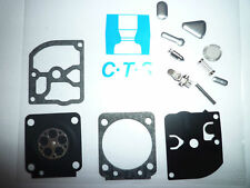 RB-40 Carburettor Rebuild Kit Fits Some ZAMA C1Q On STIHL FS350 FS400 FS450