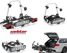 Uebler 15760 Anhänger-kupplungsträger X21-s für 2 Fahrräder mit Eurobe E-bi