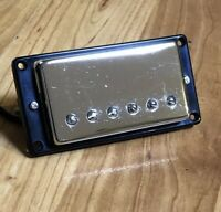 KentArmstrong HPAN1 Bridge Humbucker Guitar Pickup Nicke Silver PAF
