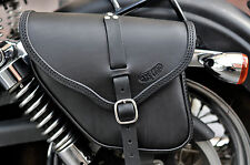 SADDLEBAGS LEFT & RIGHT SIDE FOR HARLEY DAVIDSON DYNA MADE IN ITALY