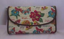 Relic Wallet Love Savannah Checkbook Wallet Wish Joy Inspire
