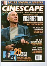 WoW! Cinescape v4#5 Star Trek: Insurrection! X-Files! Sam Raimi: A Simple Plan!