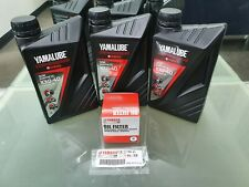 Yamaha Tenere 700 Service Kit Oil Filter 5GH-13440 Yamalube Semi Synthetic oil
