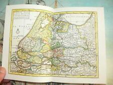 R. en J.Ottens 1730-Nieuwe en zeer Nette Atlas van Zuyd-Holland, Reprint