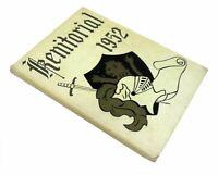 1952 Kenmore Senior High School Yearbook (Kenmore, New York) Kenitorial