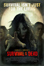 SURVIVAL OF THE DEAD ORIGINAL ROLLED ONE SHEET FROM THE SOURCE DIRECTLY