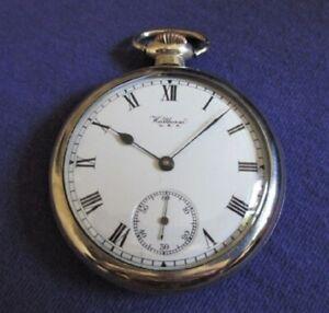 Waltham 16 Size Pocket Watch - 1918