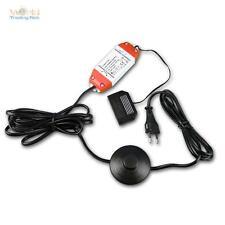 15W LED Alimentatore 12V DC,15 Watt con Interruttore di pedale del piede,